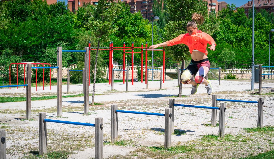 El entrenamiento para mejorar potencia y agilidad: ¡así es el reto fitness de agosto!