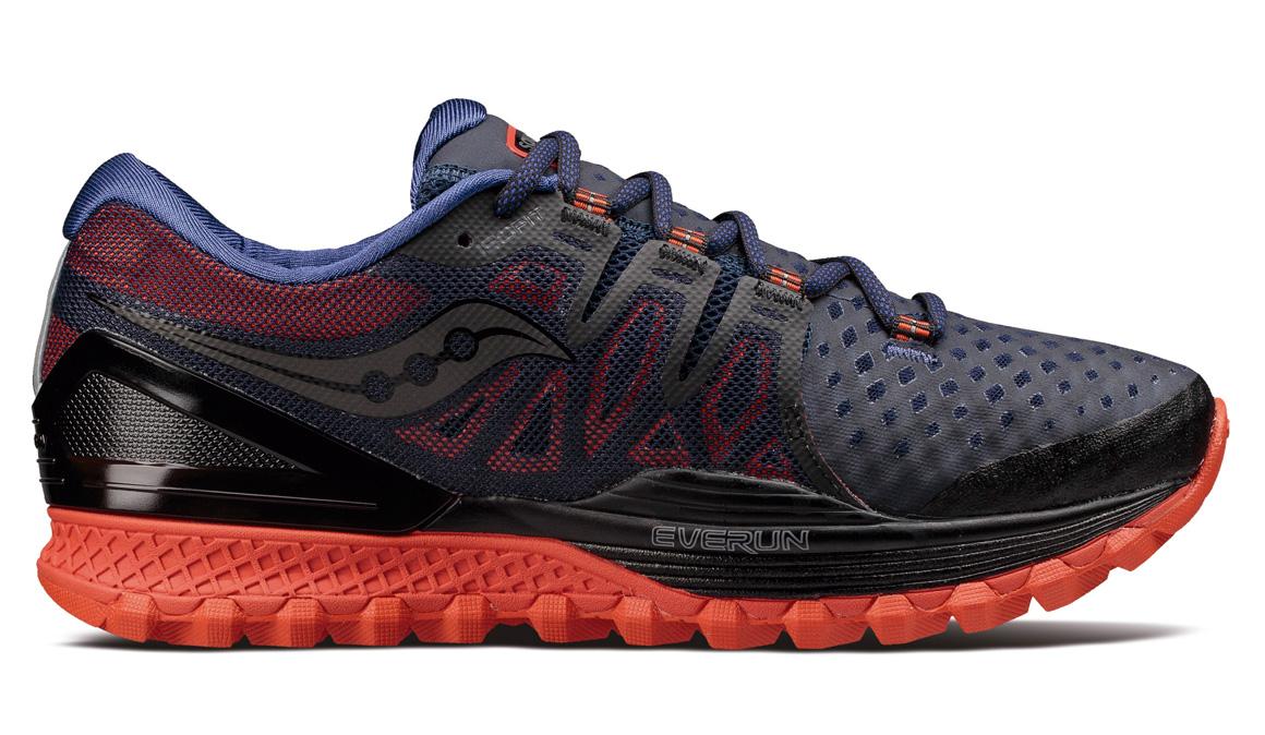 Saucony Xodus ISO 2, la zapatilla de trail con nueva suela ultrarresistente