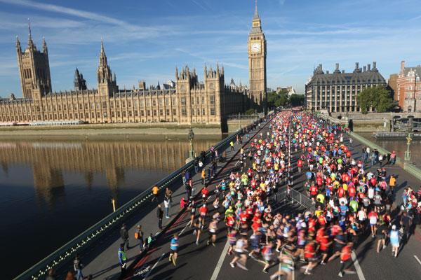 ¡Escápate a Londres a correr el Medio Maratón!