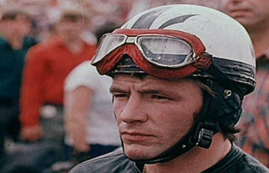 Se nos fue el Ángel de las motos