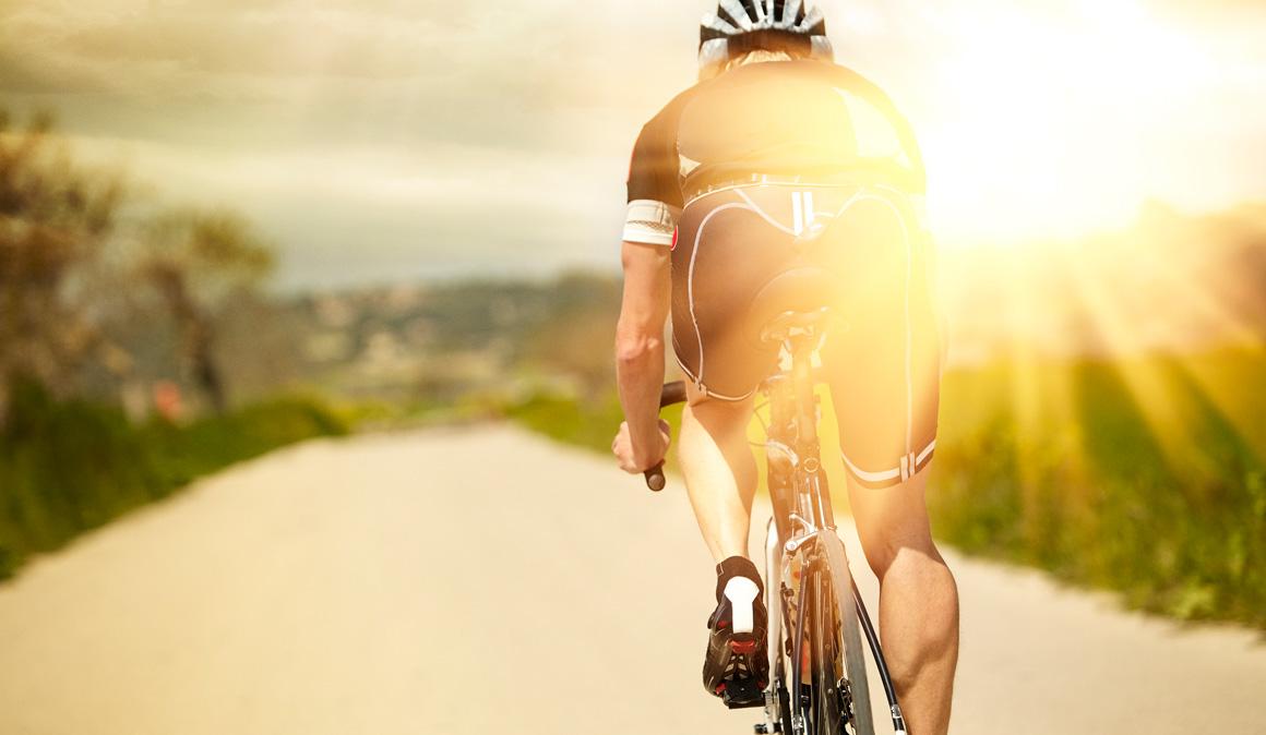 El calentamiento perfecto para ciclistas