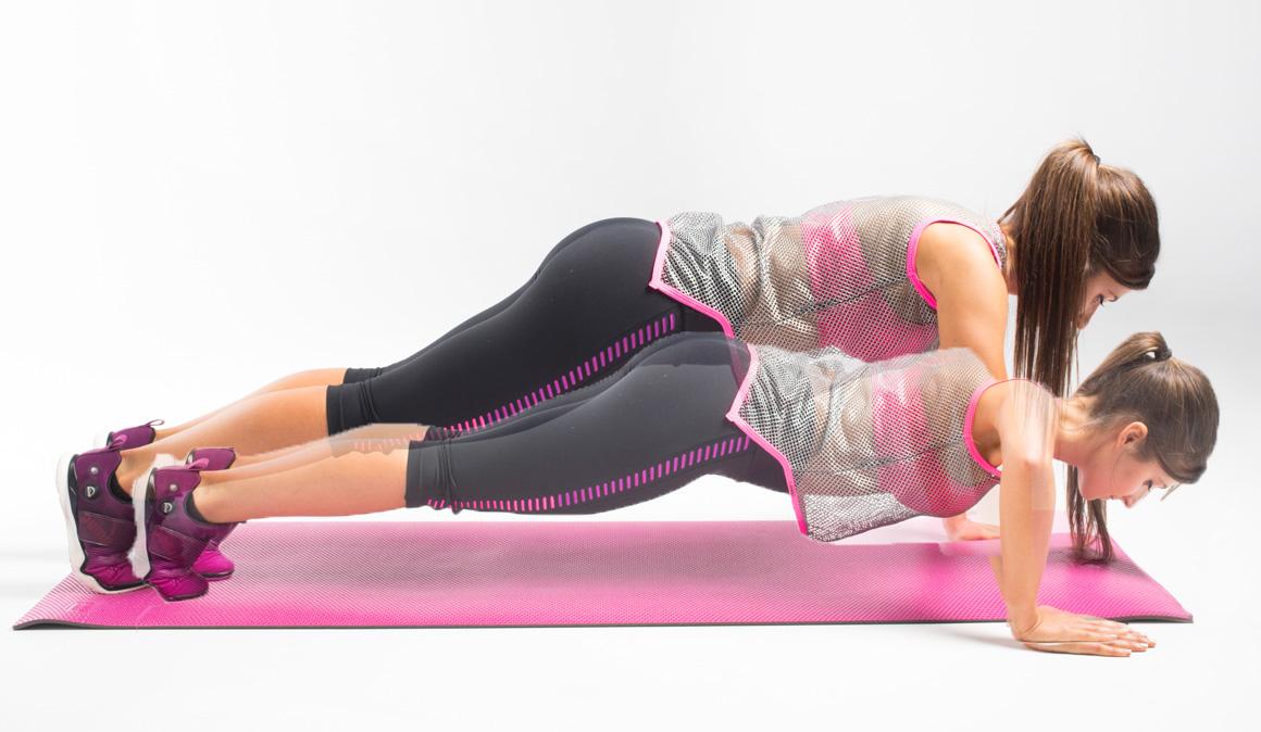 5 ejercicios para estar en forma todo el año