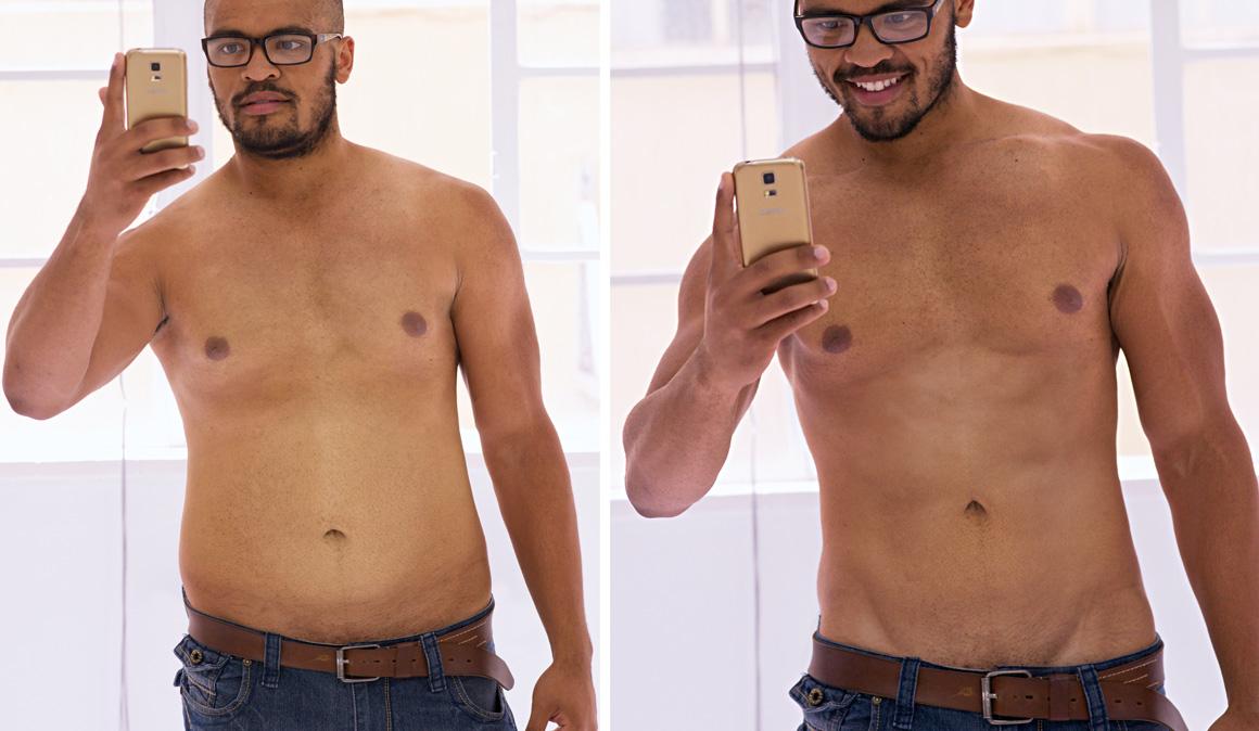 adelgazar 8 kilos en 2 semanas