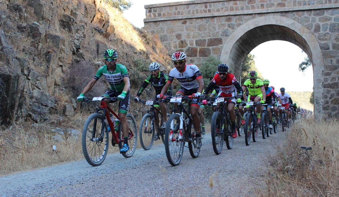 10 años de la Talajara B-PRO, una de las mejores marchas de mountain bike