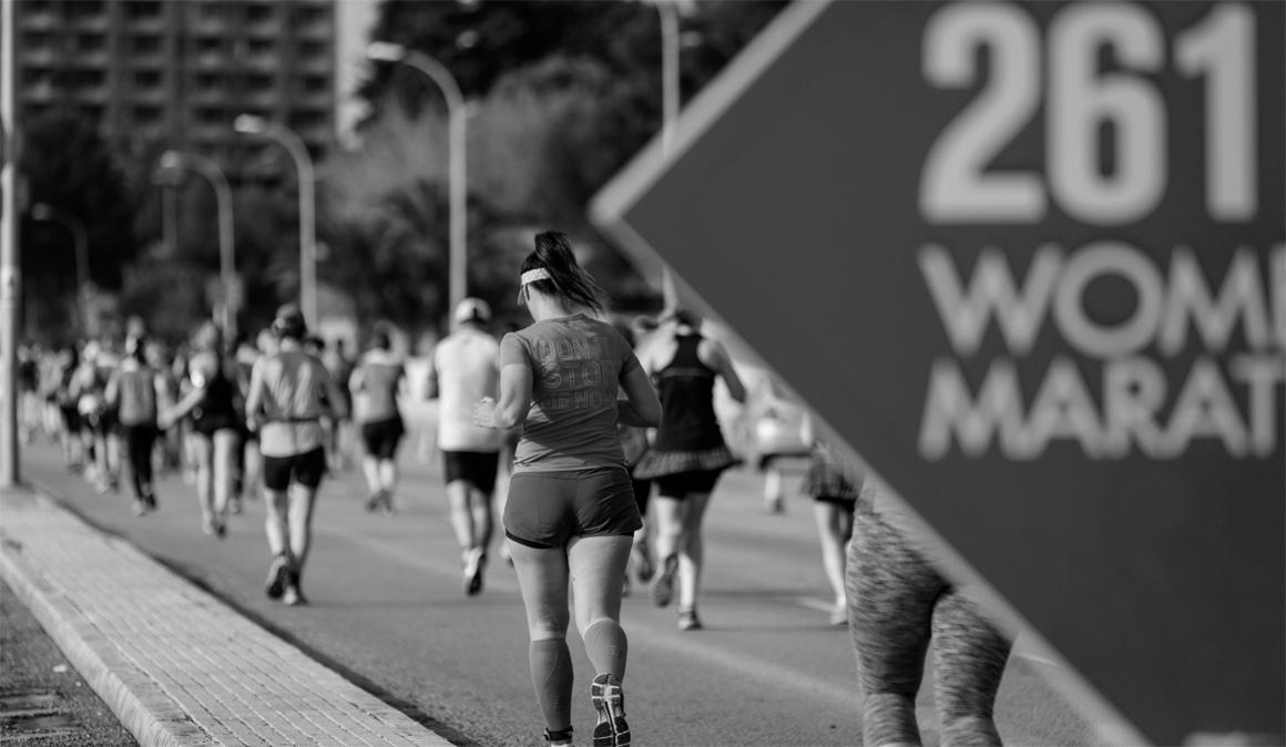 Un entrenamiento de running para nosotras, ¡apúntate a la quedada 261 wm!