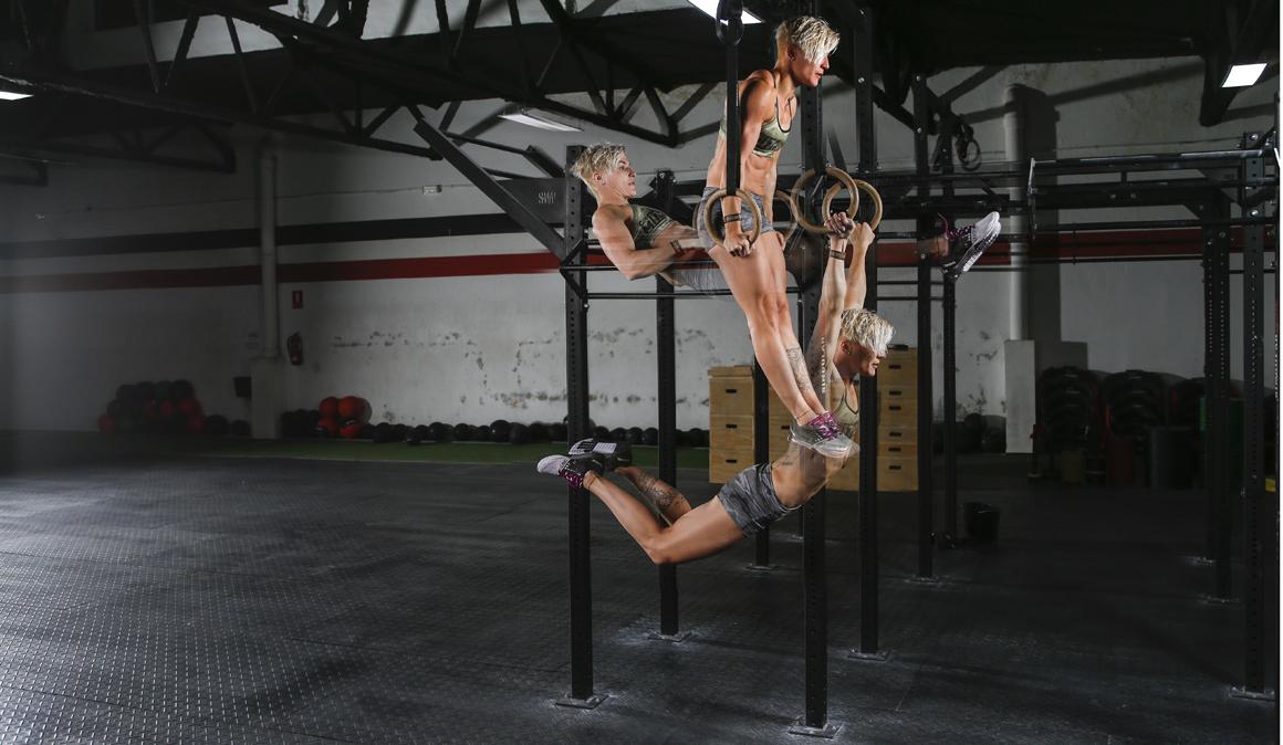 Objetivo muscle up, ejercicios previos para lograrlo