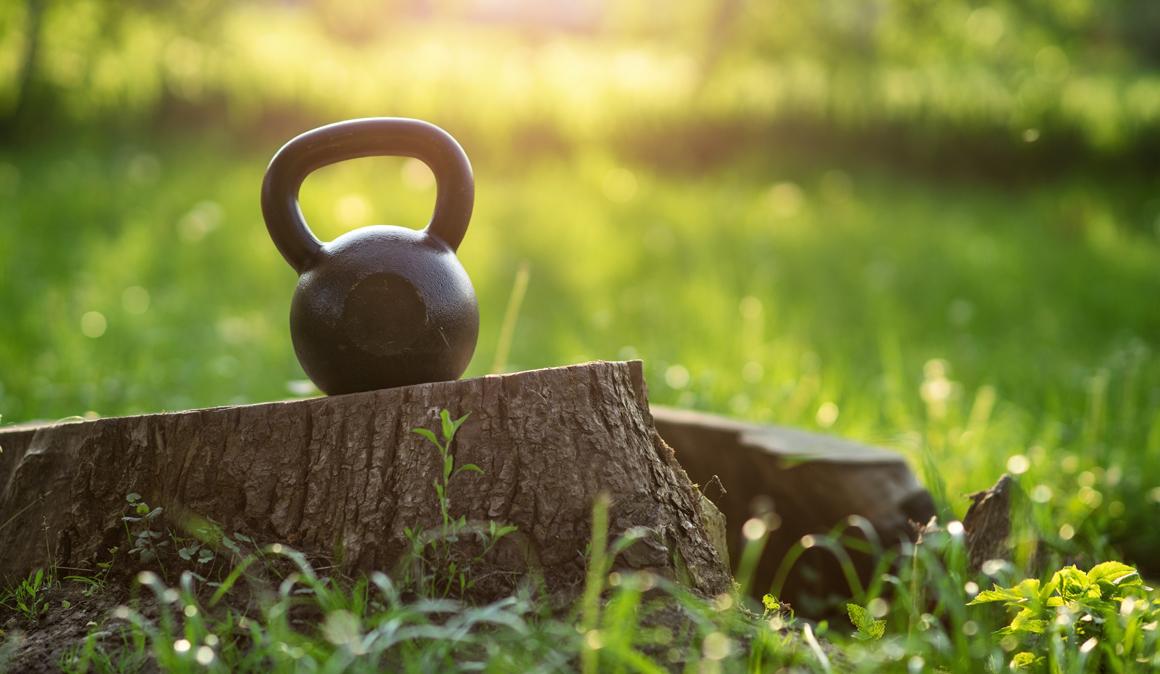 Fitness outdoor, ¡la forma de montarte un gimnasio en el monte!