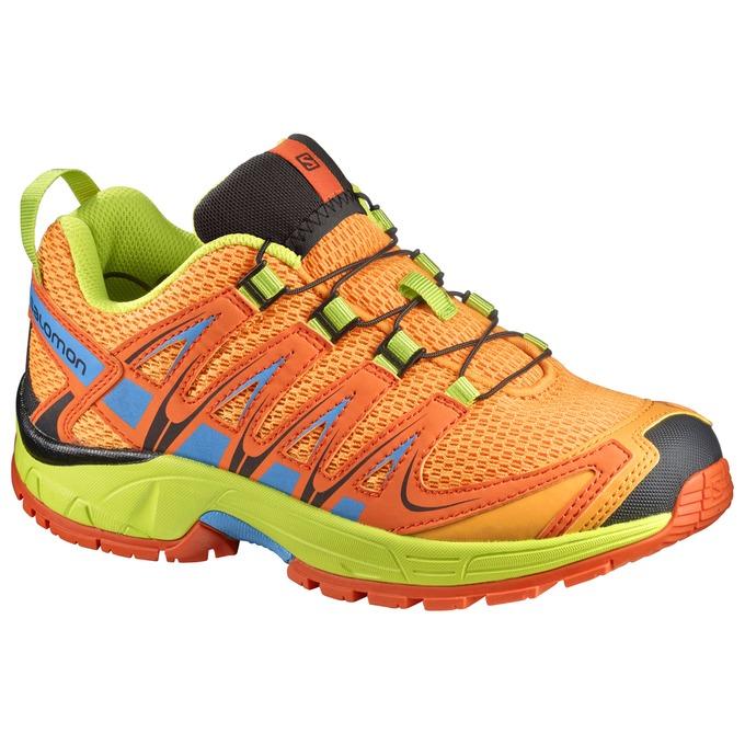 Las zapatillas de trail running para niños