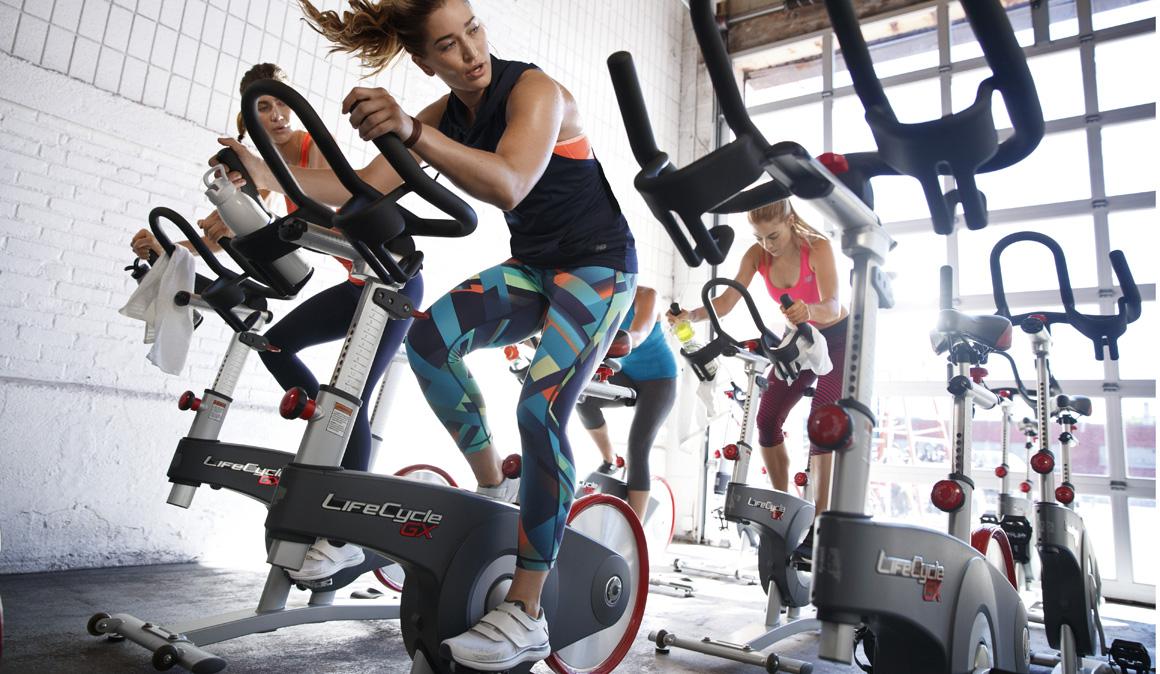 NBCycle de New Balance, zapatillas de ciclo indoor válidas para hacer pesas