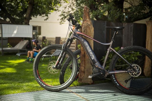 La bicicleta eléctrica diseñada para chicas