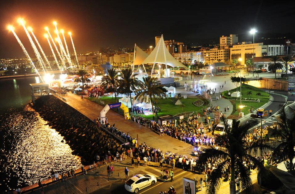 Las Palmas Night Run