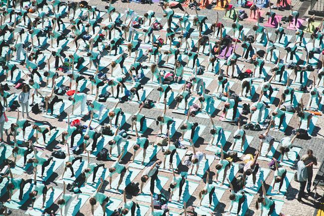 Ya hay fecha para el Free Yoga by Oysho en Madrid