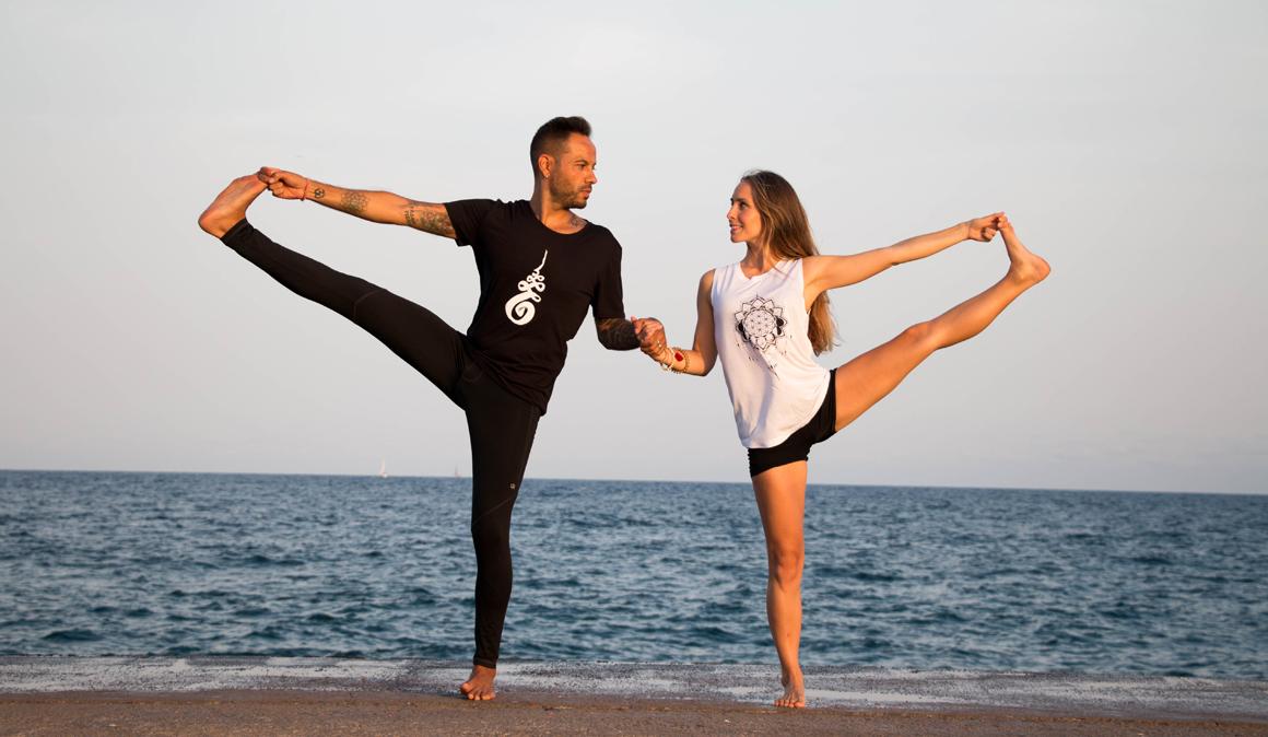 Divyah, la nueva colección de camisetas de yoga de Shambhala Barcelona