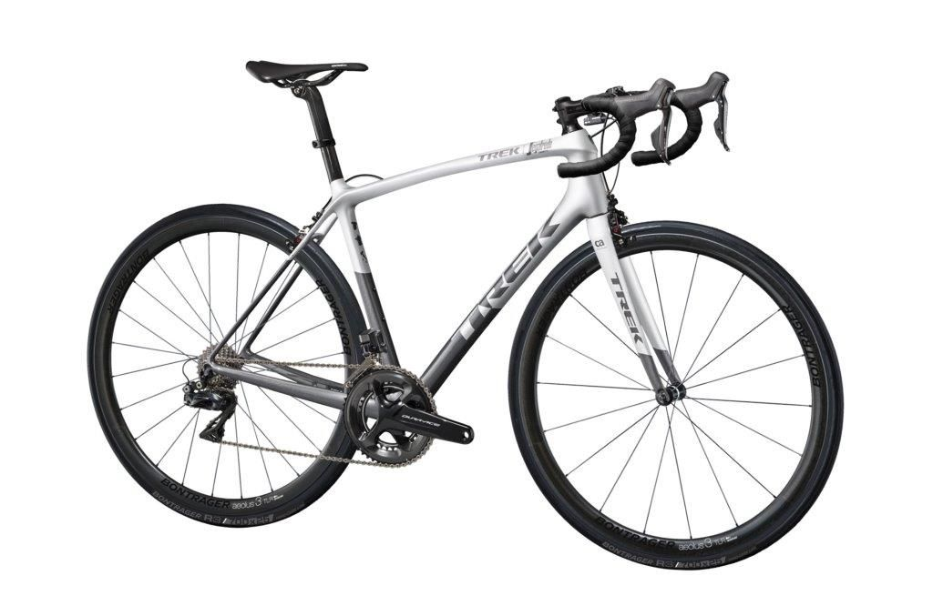 La bici oficial de la despedida de Contador