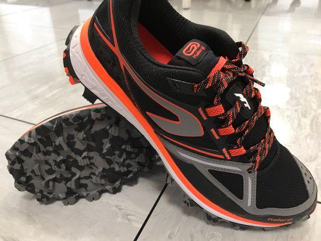 Las zapatillas de correr por la montaña de Kalenji