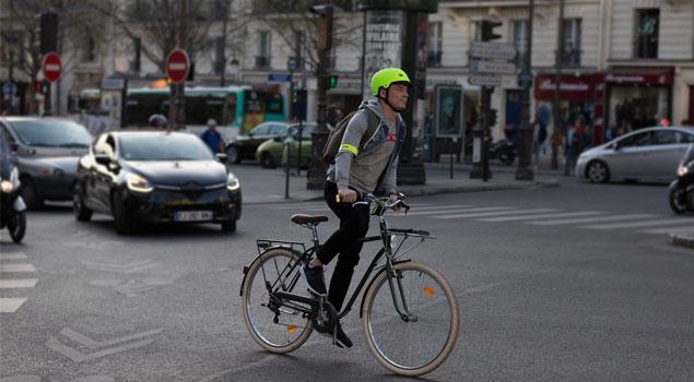 Buenas prácticas del ciclismo urbano