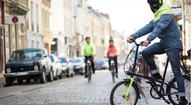 Las 4 grandes ventajas del ciclismo sostenible
