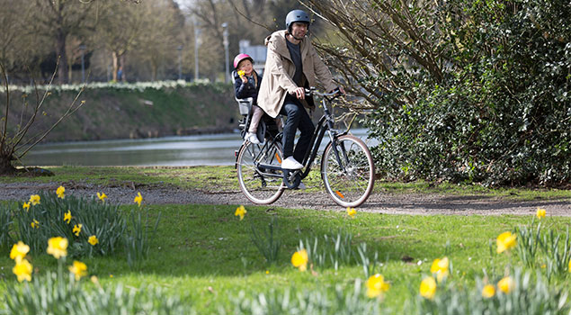 La bici eléctrica, bienvenidos al ciclismo 2.0