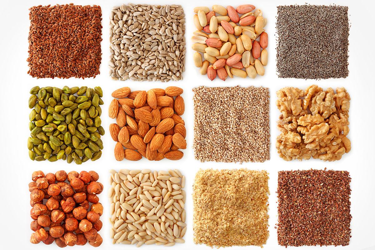Por qué deberías comer semillas enteras