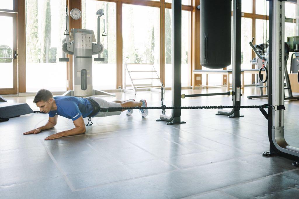 En forma y sin barriga