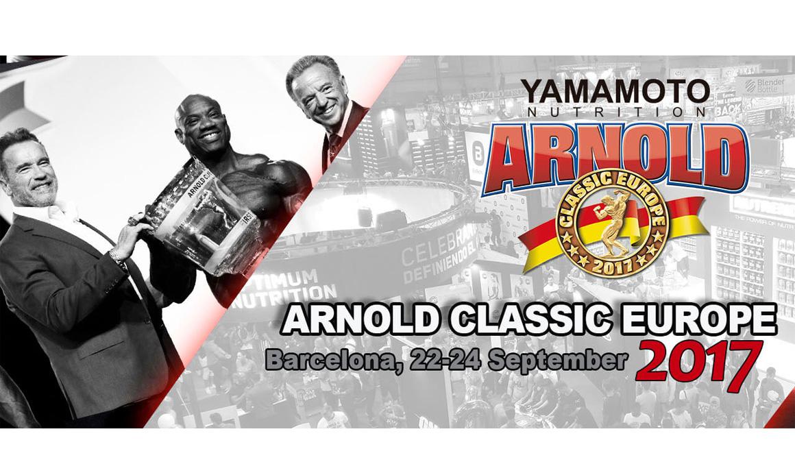 Schwarzenegger estará en Barcelona este fin de semana en la Arnold Classic Europe