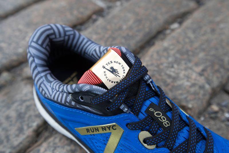 Las zapatilla del maratón de Nueva York de New Balance
