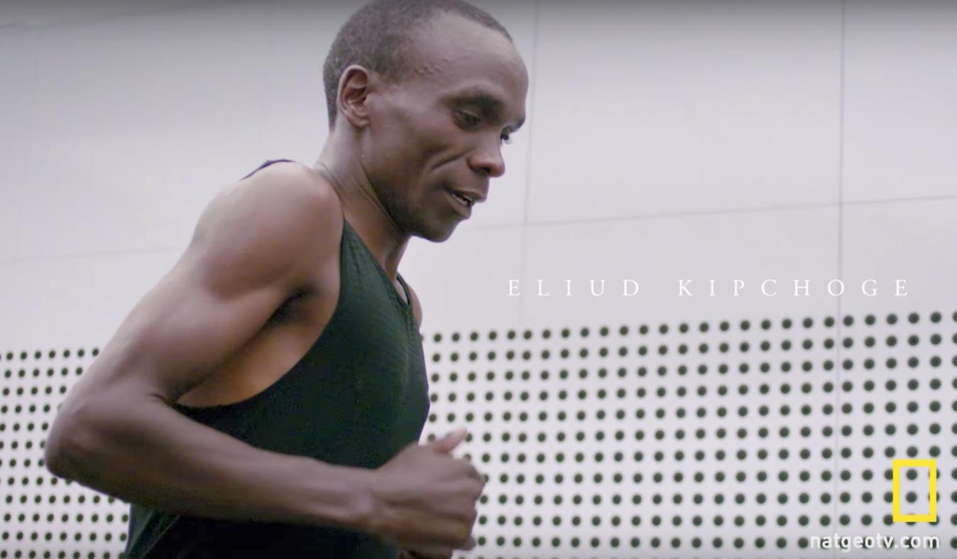 National Geographic y su documental de Nike Breaking2
