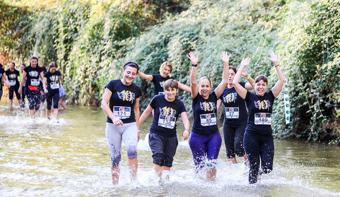 Las mejores imágenes de la Carrera de obstáculos Mujeres 10, Madtrack University y Family Challenge