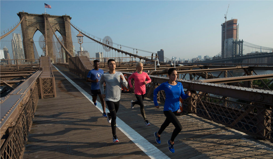Equípate para el Maratón de Nueva York