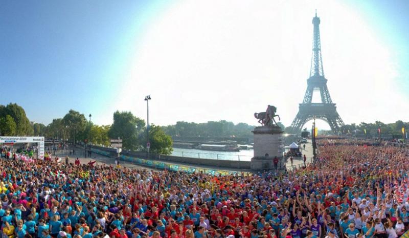 El viaje al maratón de Paris…¡con dorsal gratis!