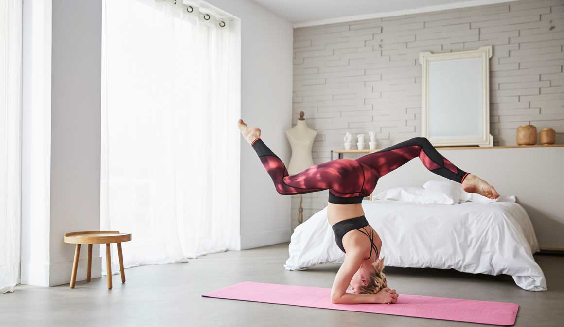 ¿Yoga dinámico o suave? Así es la nueva ropa deportiva de Domyos para los yoguis