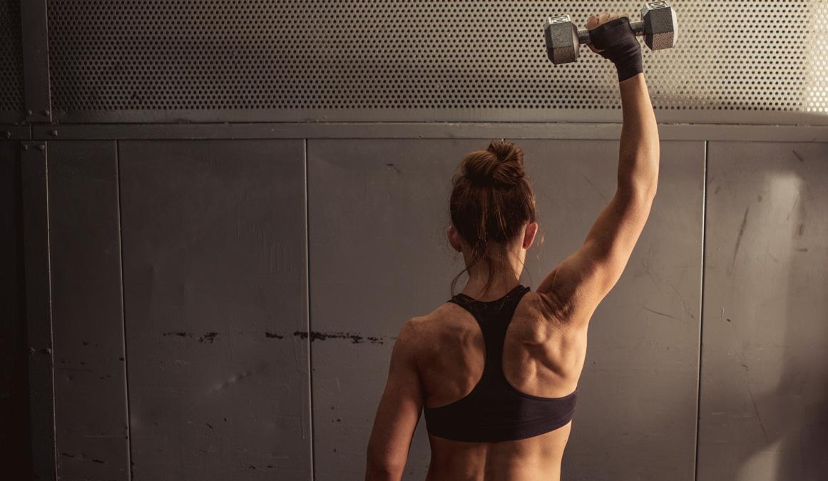 Hombros blindados: ejercicios para valorar, reforzar y rendir más