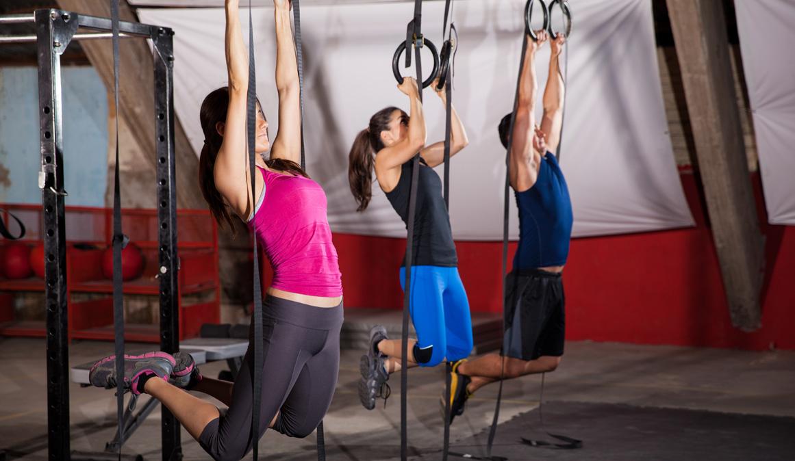 ¡CrossFit para todos! Diccionario de ejercicios para empezar