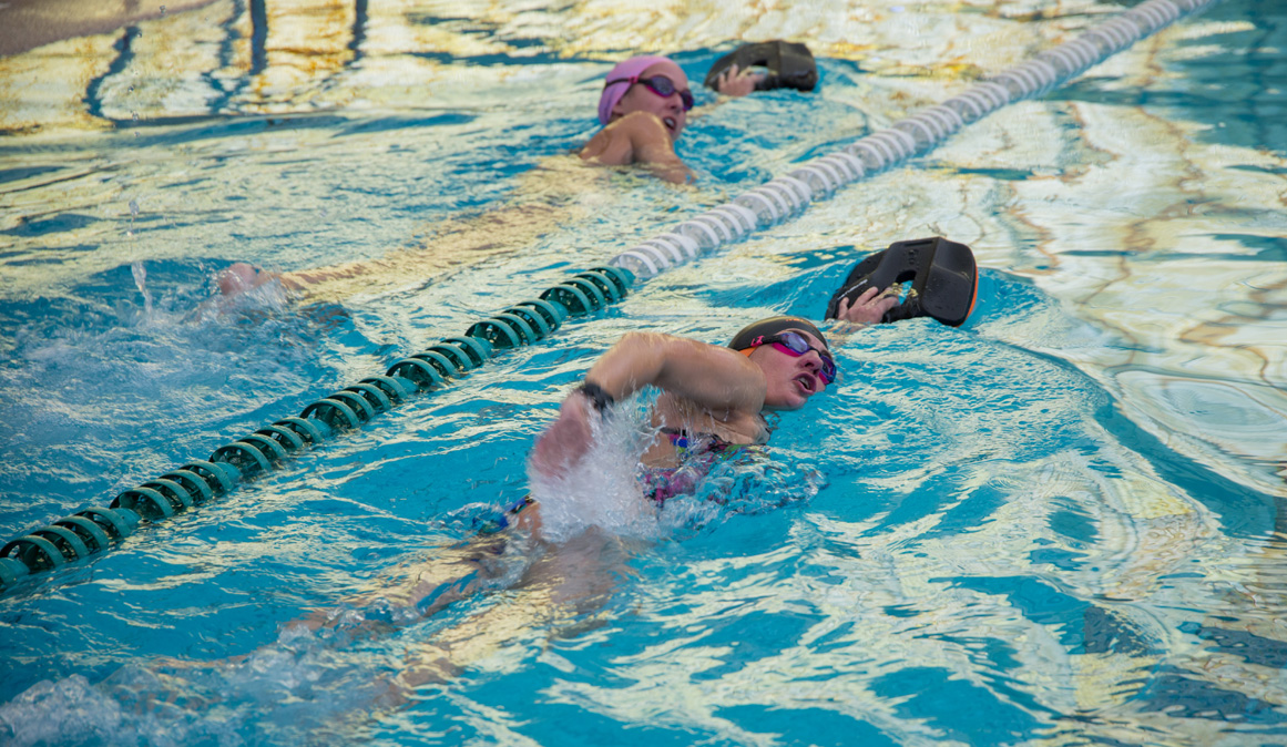 ¡Sin miedo al agua! Probamos lo nuevo de Nabaiji para nadadores