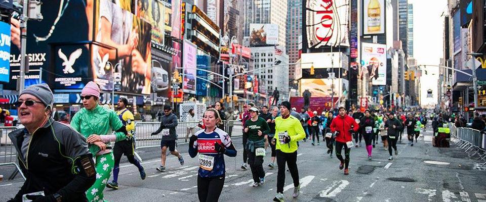 El viaje al medio maratón de Nueva York