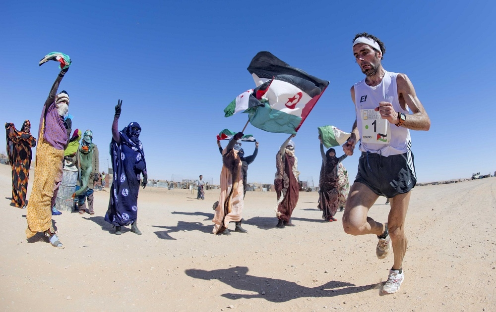 El Maratón del Sahara