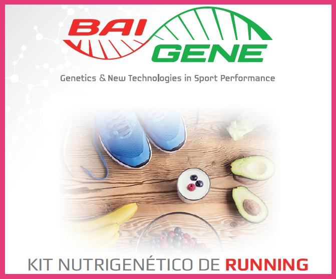 El test genético para mejorar la alimentación de los corredores