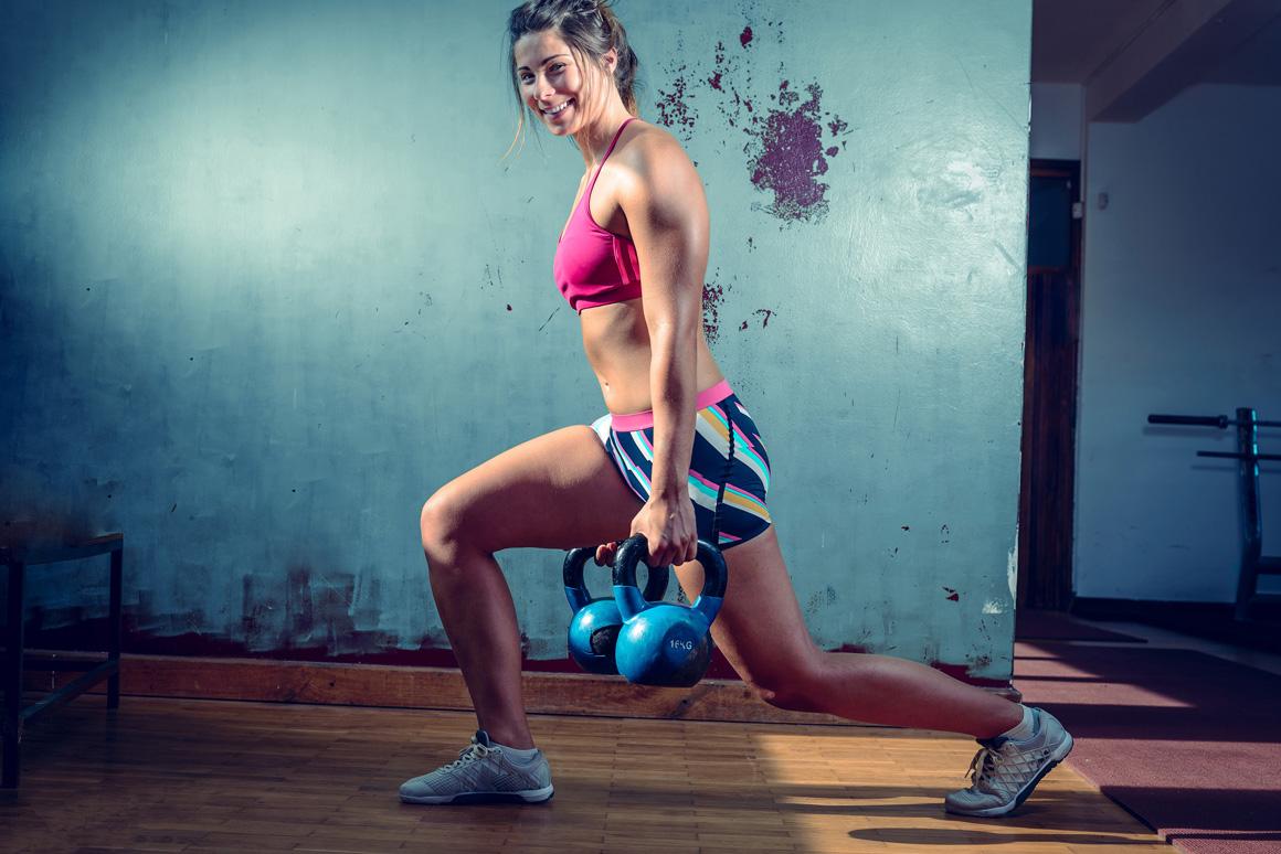 La zancada: un gran paso para mejorar las piernas y glúteos