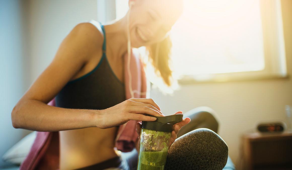 ¿Vivir a base de batidos o smoothies es bueno para la salud?