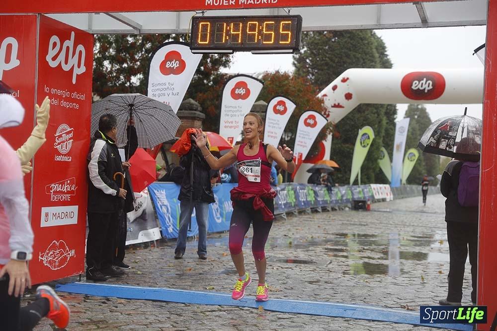 ¿Con quién te gustaría correr como pareja el Medio Maratón de la Mujer por relevos?