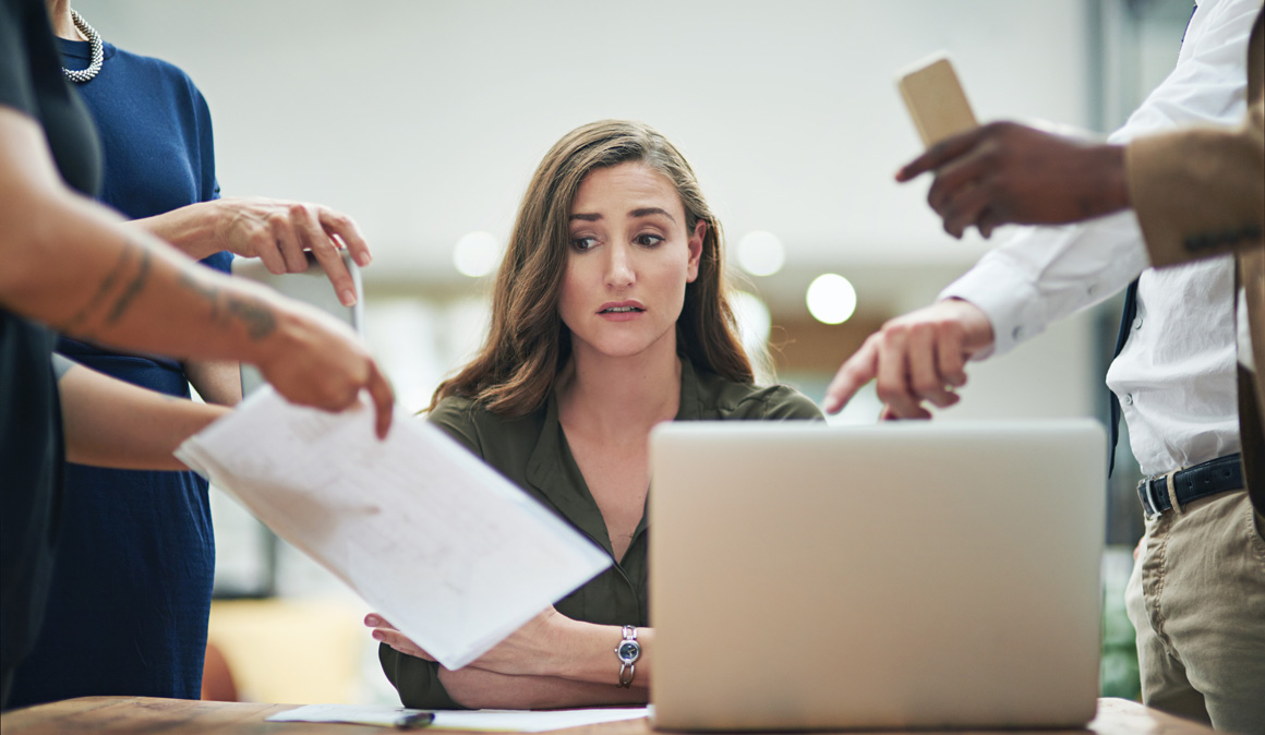 Las causas (y soluciones) de tu estrés en el trabajo