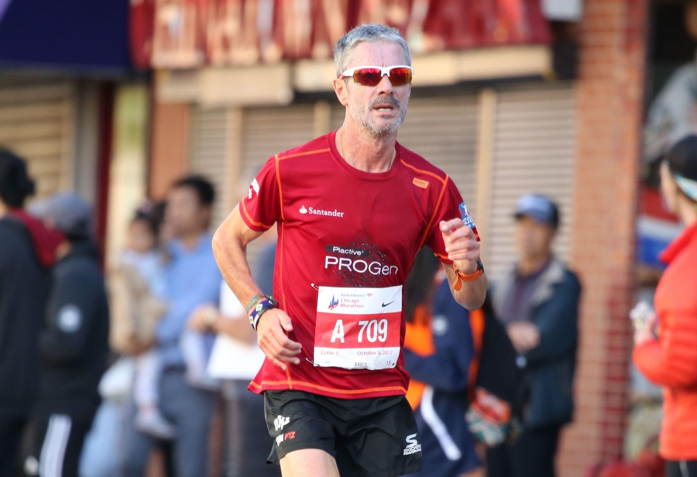 Así entrenó Martín Fiz para ganar el Maratón de Chicago