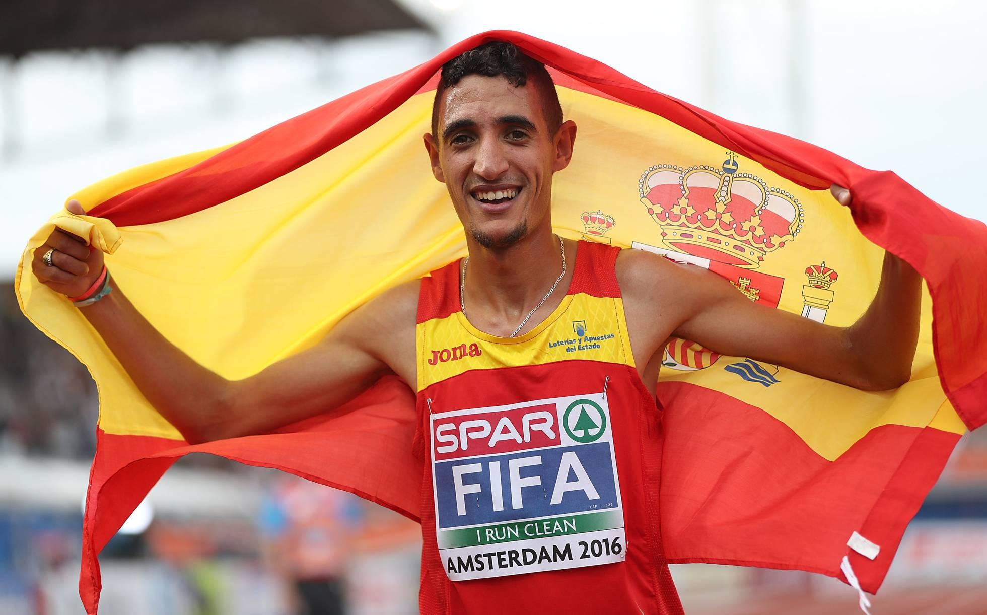 Detenido por dopaje el atleta español Fifa, campeón de Europa de 5000 metros