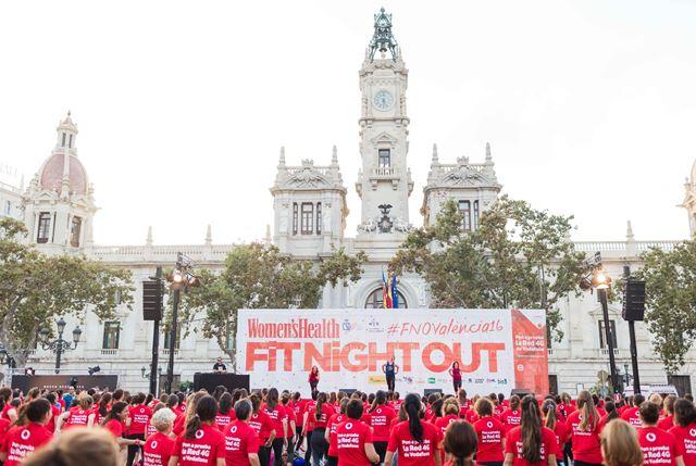 Este viernes llega a Valencia la gran fiesta del fitness