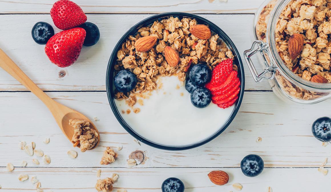 Los superpoderes nutricionales del yogur