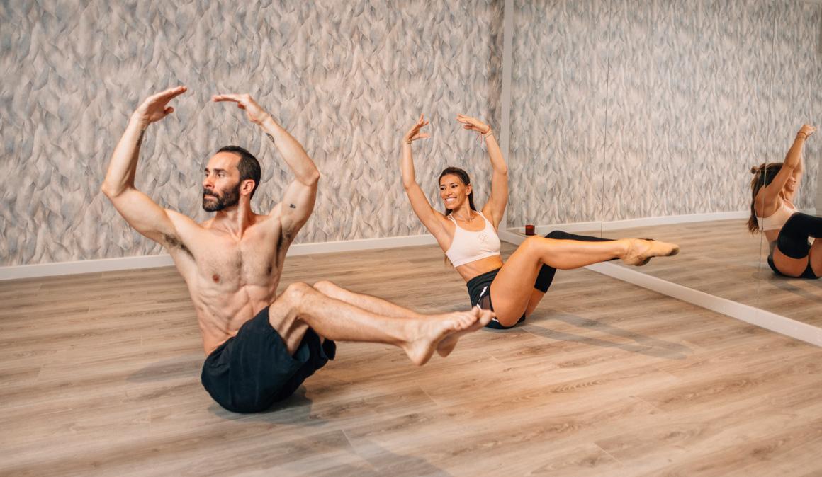 BalletFit: ¡el ballet que te pone en forma!