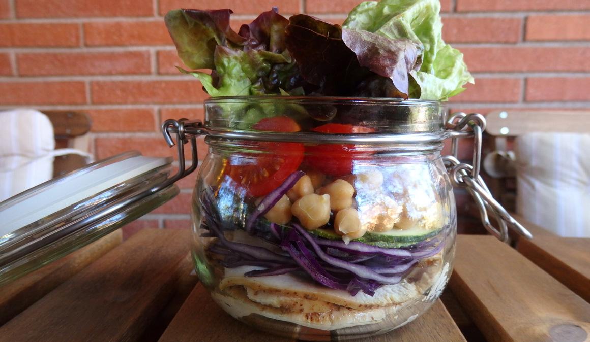 Las mejores recetas para comer sano y de táper en el trabajo