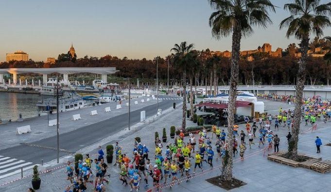 Ultimas noticias del Zurich Maratón de Málaga