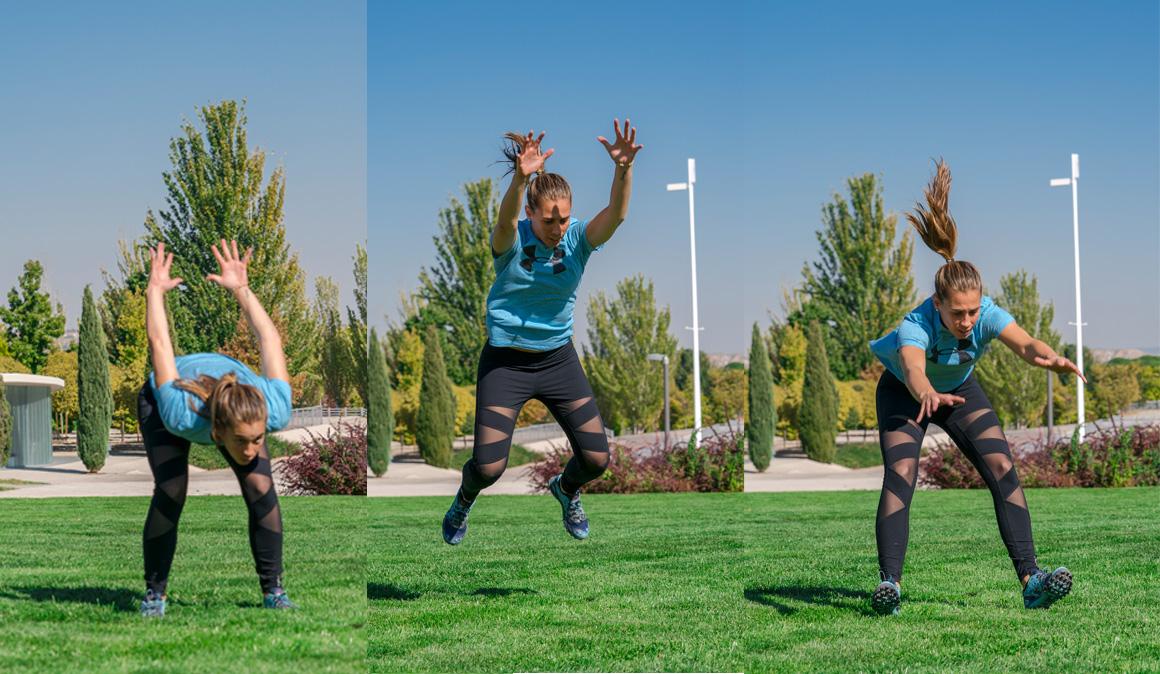 Cardio + fuerza, ¡el circuito de ejercicios para el reto fitness de noviembre!