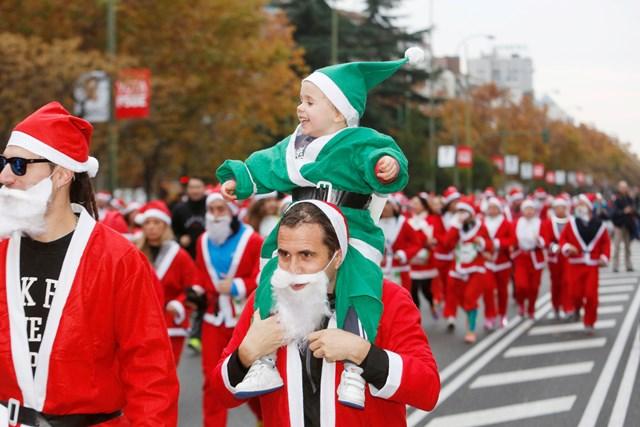 ¡Asegúrate tu plaza en la Carrera de Papa Noel!